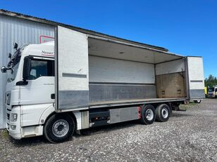 camion furgon MAN TGX 26.440, 6x2