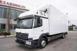camion furgon MERCEDES-BENZ Atego 1224, E6, Box 7.10m