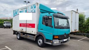 camion furgon MERCEDES-BENZ Atego 818 BL ´´Koffer 4.20m´´ RD 3.60m LB
