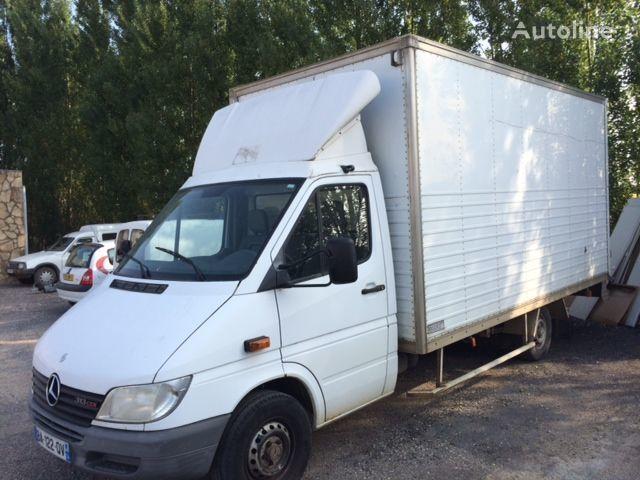MERCEDES-BENZ sprinter camion furgon