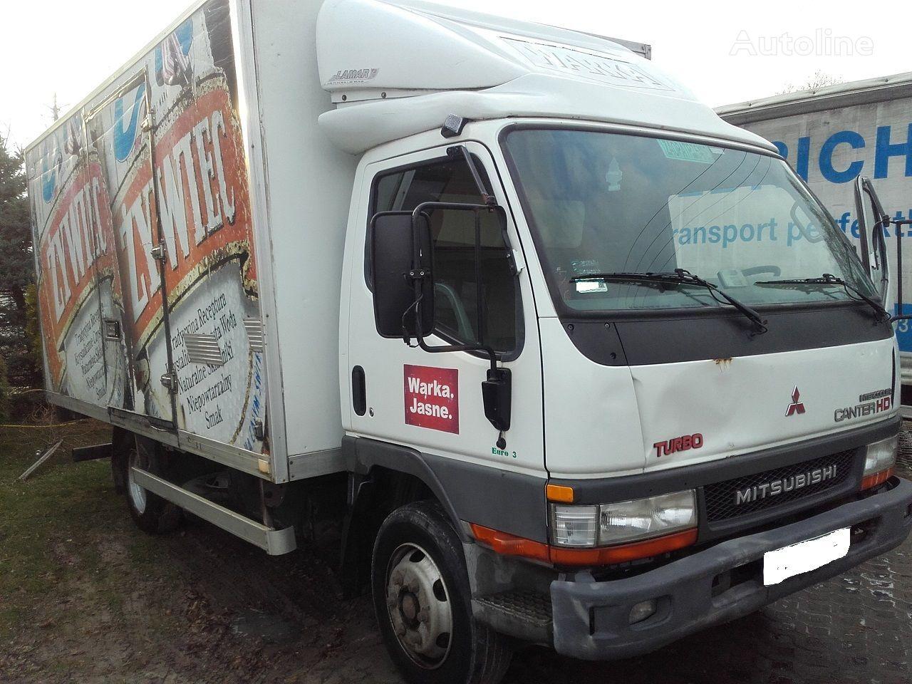 MITSUBISHI CANTER 3.9 HD camion furgon