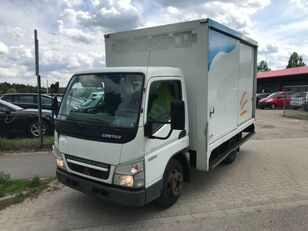 camion furgon MITSUBISHI Canter 3 S 13 4x4 Koffer
