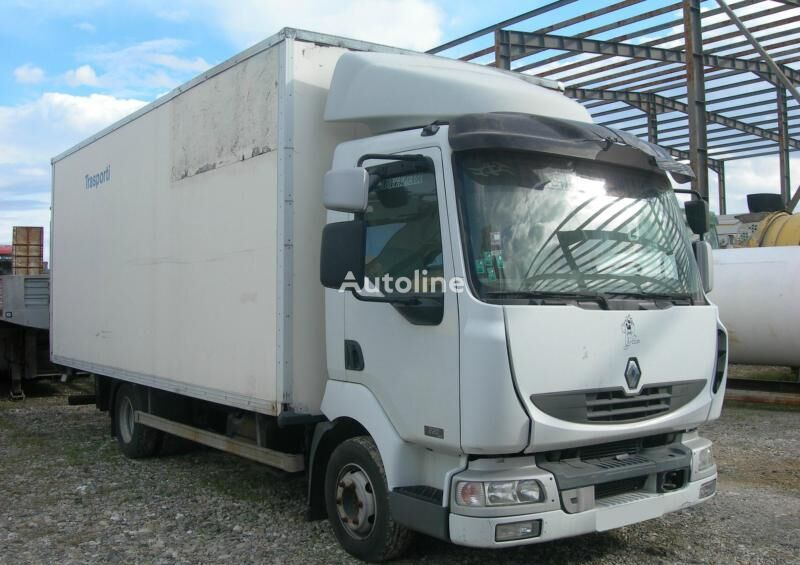 RENAULT Midlum 220 DCI camion furgon