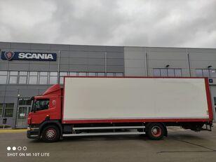 camion furgon SCANIA P-270 4x2 250.tkm Original!!!