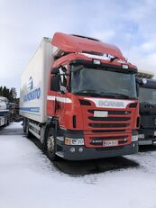 camion furgon SCANIA R500