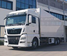 camion izoterma MAN TGX 26.470 6X2-4 LL nou
