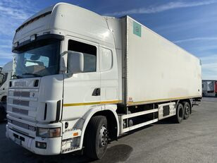 camion izoterma SCANIA Scania 124 - 420 Frigo