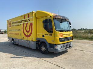 camion izoterma DAF LF 45.220 235.000tkm