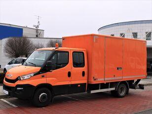 camion izoterma IVECO Daily 125kW, topení, záruka, servis