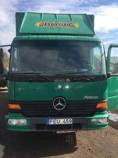camion izoterma MERCEDES-BENZ 815 atego
