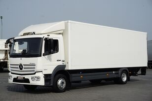 camion izoterma MERCEDES-BENZ / ATEGO / 1224 / EURO 6 / ACC / IZOTERMA + WINDA / 19 PALET / MA
