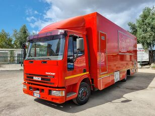 camion magazin mobil IVECO Eurocargo tector 80