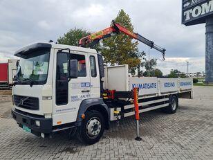 camion magazin mobil VOLVO FL220.12 / PK 7000A / NL brief
