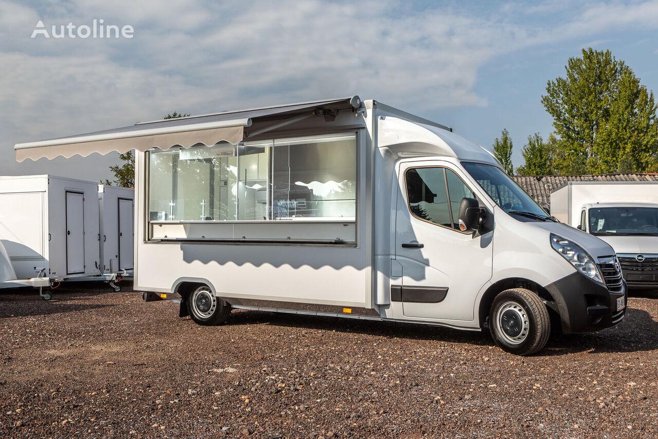 camion magazin mobil OPEL Samochód gastronomiczny/Verkaufswagen/Imbisswagen/food truck nou