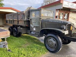 camion militar GMC 1942   CCKW 353 with winch