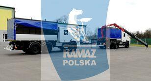 camion militar KAMAZ 6x6 SERWISOWO-WARSZTATOWY nou