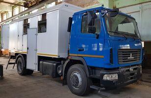 camion militar MAZ 5340 nou