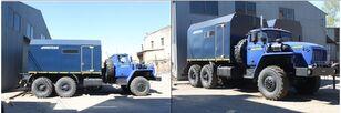 camion militar URAL Паропромысловая установка ППУА-1600/100 на шасси Урал 4320 nou