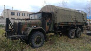 camion militar MAGIRUS-DEUTZ JUPITER în bucăți