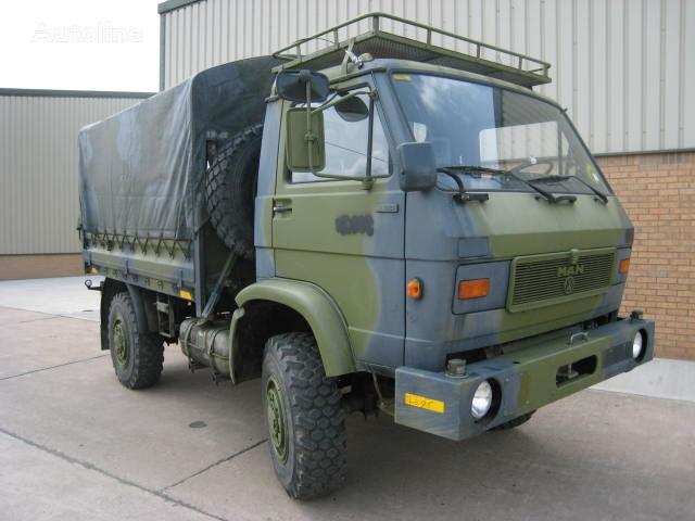 camion militar MAN 8.136