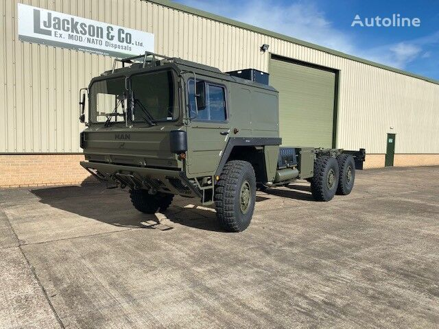 camion militar MAN CAT A1 6x6 Chassis Cab