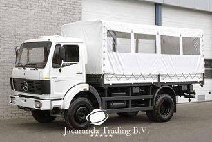 camion militar MERCEDES-BENZ 1017
