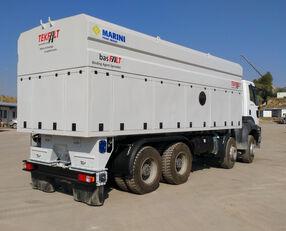camion militar TEKFALT basFALT Binding Agent Spreader nou