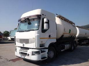 camion pentru transport făină RENAULT PREMIUM 450 DXI
