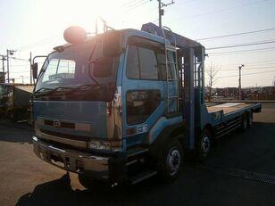 camion platformă NISSAN UD