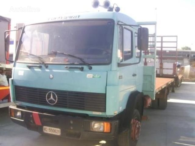MERCEDES-BENZ 11.17 camion platformă