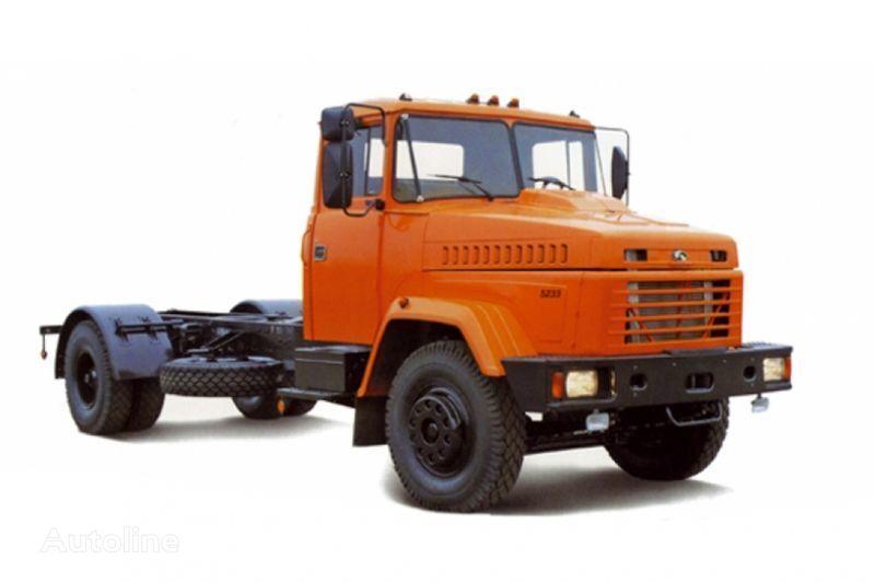 KRAZ 5233N2 camion şasiu