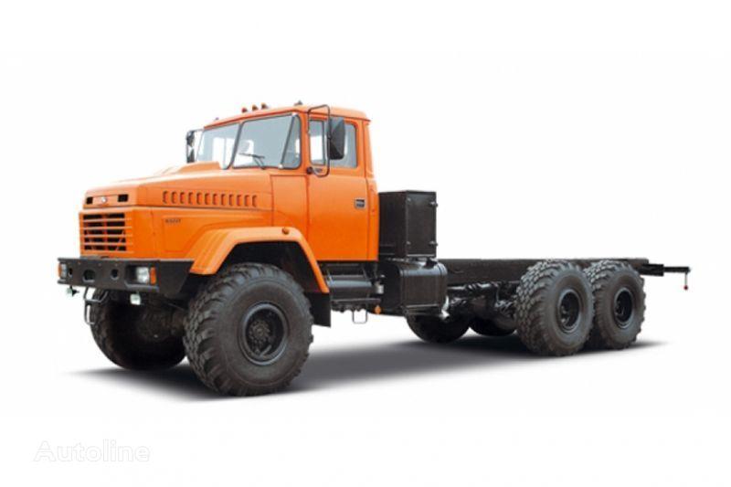 KRAZ 63221 tip 3 camion şasiu