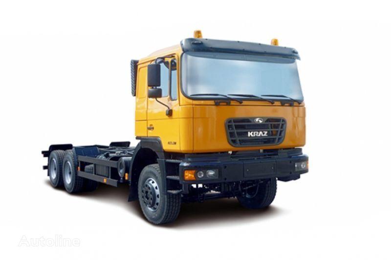 KRAZ H23.2M camion şasiu