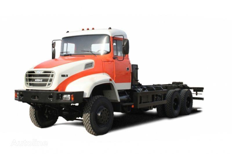 KRAZ N20.1H camion şasiu