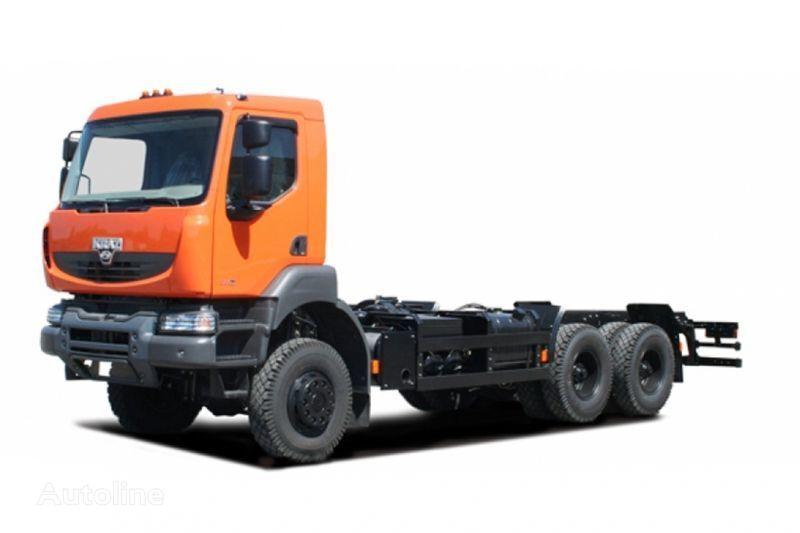 KRAZ N22.2RX camion şasiu