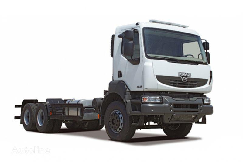 KRAZ N23.2R camion şasiu