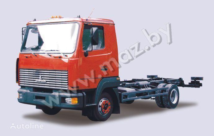 MAZ 4371 camion şasiu