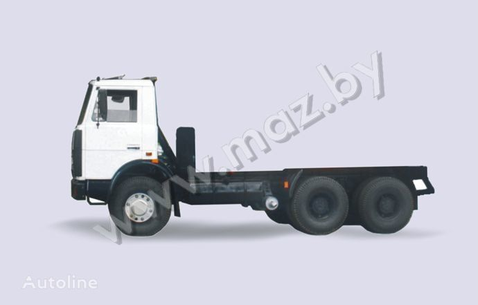 MAZ 5516 camion şasiu
