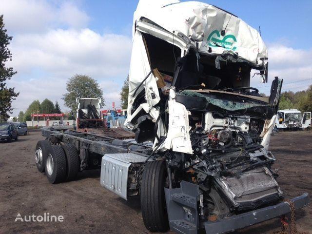 MERCEDES-BENZ Actros 2642  camion şasiu accidentate în bucăți