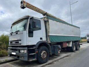 camion siloz IVECO EUROTECH 340 6X2 26T CISTERNA SILO