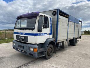 camion transport animale MAN 14.224 4x2 Animal transport