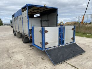 camion transport animale MAN 14.224 4x2 With Lift