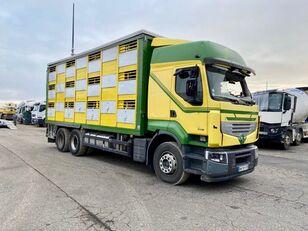 camion transport animale RENAULT PREMIUM 460 accidentate
