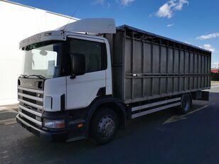 camion transport animale SCANIA P 94 DB 4x2 NA
