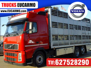 camion transport animale VOLVO FH13 400