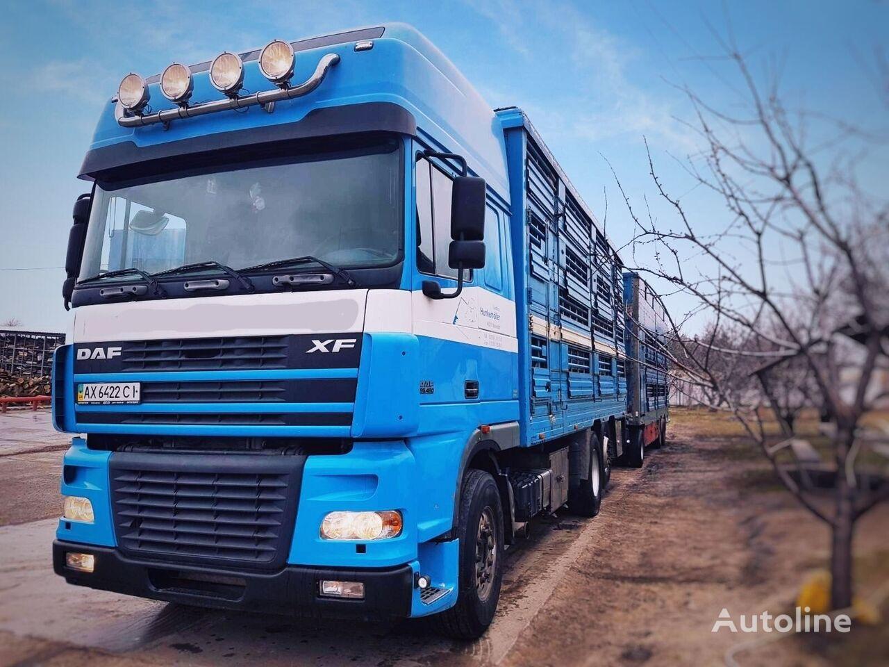 camion transport animale PEZZAIOLI + remorcă transport animale