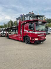 camion transport auto DAF CF 75 360