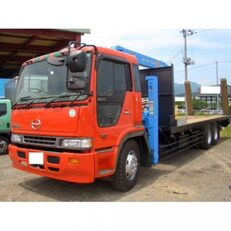 camion transport auto HINO PROFIA