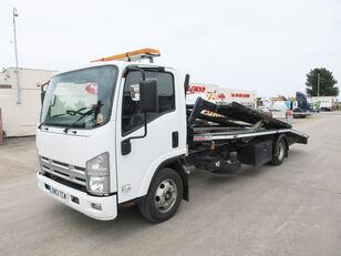 camion transport auto ISUZU N75.190