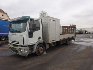 camion transport auto IVECO ML 12E24